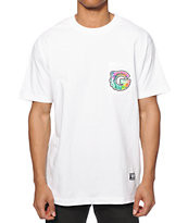 Grizzly Tie Dye G Pocket T-Shirt