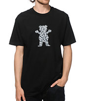 Grizzly Trippy Trail OG Bear T-Shirt