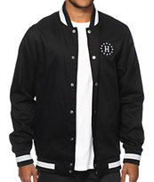 HUF 12 Galaxies Baseball Jacket