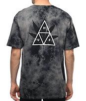 HUF 420 Triple Triangle Black T-Shirt
