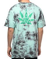 HUF 420 Triple Triangle Mint T-Shirt