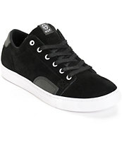 HUF Ace Black & White Shoes