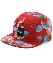 HUF Aloha Aina 5 Panel Hat