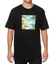 HUF Aloha Box Logo 2 T-Shirt