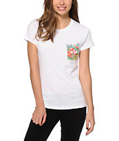 HUF Aloha Bright Pocket T-Shirt