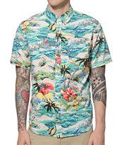 HUF Aloha Button Up Shirt