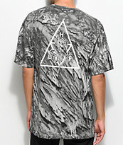 HUF Ambush Rose Black Tie Dye T-Shirt