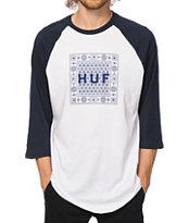 HUF Bandana Box Logo Baseball T-Shirt