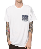 HUF Bandana Pocket T-Shirt