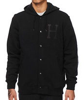 HUF Big H Varsity Hooded Jacket