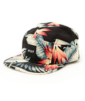 HUF Birds Of Paradise 5 Panel Hat