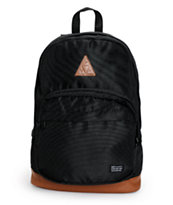 HUF Black Backpack
