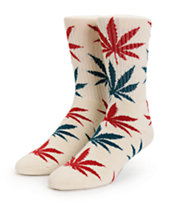 HUF Blossom Plantlife Crew Socks