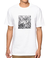 HUF Box Logo Freeway Tee Shirt
