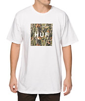HUF Box Logo Oak Tree T-Shirt