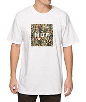 HUF Box Logo Oak Tree T-Shirt