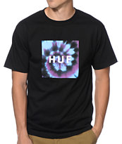 HUF Box Logo Tie Dye T-Shirt