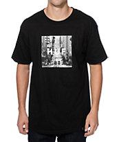 HUF Cali Street Box Logo T-Shirt