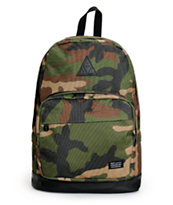 HUF Camo Backpack