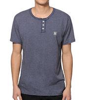 HUF Classic H Henley T-Shirt
