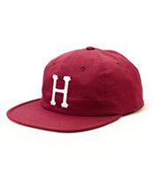 HUF Classic H Strapback Hat