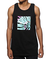 HUF Electric Spiral Box Logo Tank Top