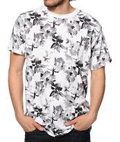 HUF Floral Pocket T-Shirt