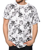 HUF Floral Pocket Tee Shirt