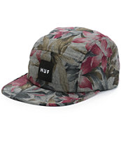 HUF Hawaiian Oxford 5 Panel Hat