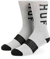 HUF Original Logo Performance Crew Socks