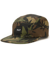 HUF Plantlife Camo 5 Panel Hat