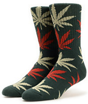 HUF Plantlife Forest Crew Socks