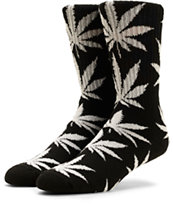 HUF Plantlife Glow In The Dark Crew Socks