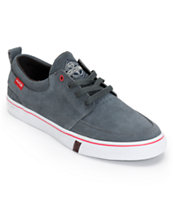 HUF Ramondetta Pro Charcoal & Raven Skate Shoe