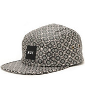 HUF Retro Volley Print 5 Panel Hat