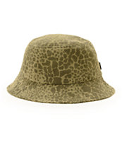 HUF Shell Shock Camo Bucket Hat