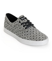 HUF Sutter Black Dot Skate Shoes