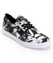 HUF Sutter Black Floral Shoe