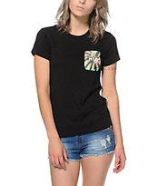 HUF Tie Dye Pocket T-Shirt
