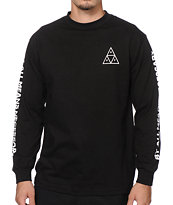 HUF Triple Triangle Long Sleeve Tee Shirt