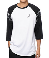 HUF Tropic Baseball T-Shirt