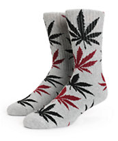 HUF Tropic Plantlife Crew Socks