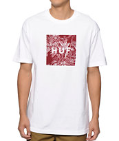 HUF Tropics Box Logo T-Shirt