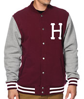 HUF Varsity Fleece Jacket