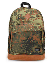 HUF Woodland Camo Laptop Backpack