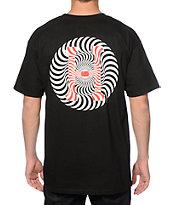 HUF x Spitfire Swirl T-Shirt