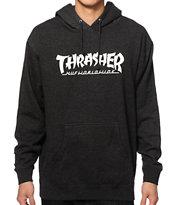 HUF x Thrasher Asia Tour Hoodie