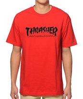 HUF x Thrasher Asia Tour T-Shirt