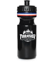 HUF x Thrasher TDS Black Water Bottle