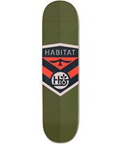 Habitat Concord 8.25 Skateboard Deck